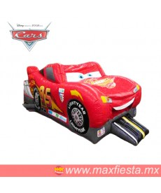Inflable de Cars