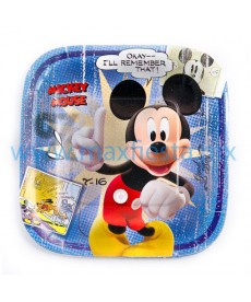 Platos de Mickey Mouse