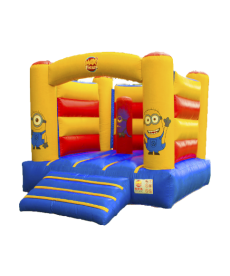 Inflable de Minnions